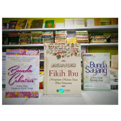 Paket Buku : Fikih Menjadi Ibu