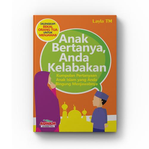 Buku Anak Bertanya Anda Kelabakan