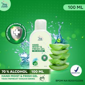 Hand Sanitizer dari The Body Culture