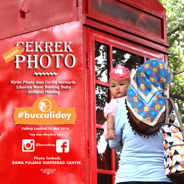GIVE AWAY BUCCULIDAY PHOTO CONTEST
