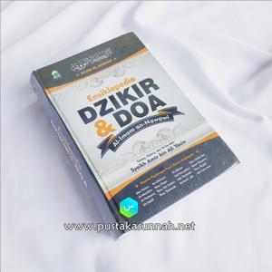 Buku Ensiklopedia Dzikir dan Do'a (Kitab al-Adzkar Imam Nawawi)